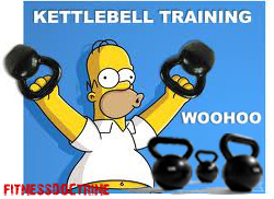 homer kettlebell