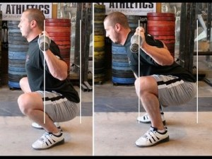 power vs cf squat